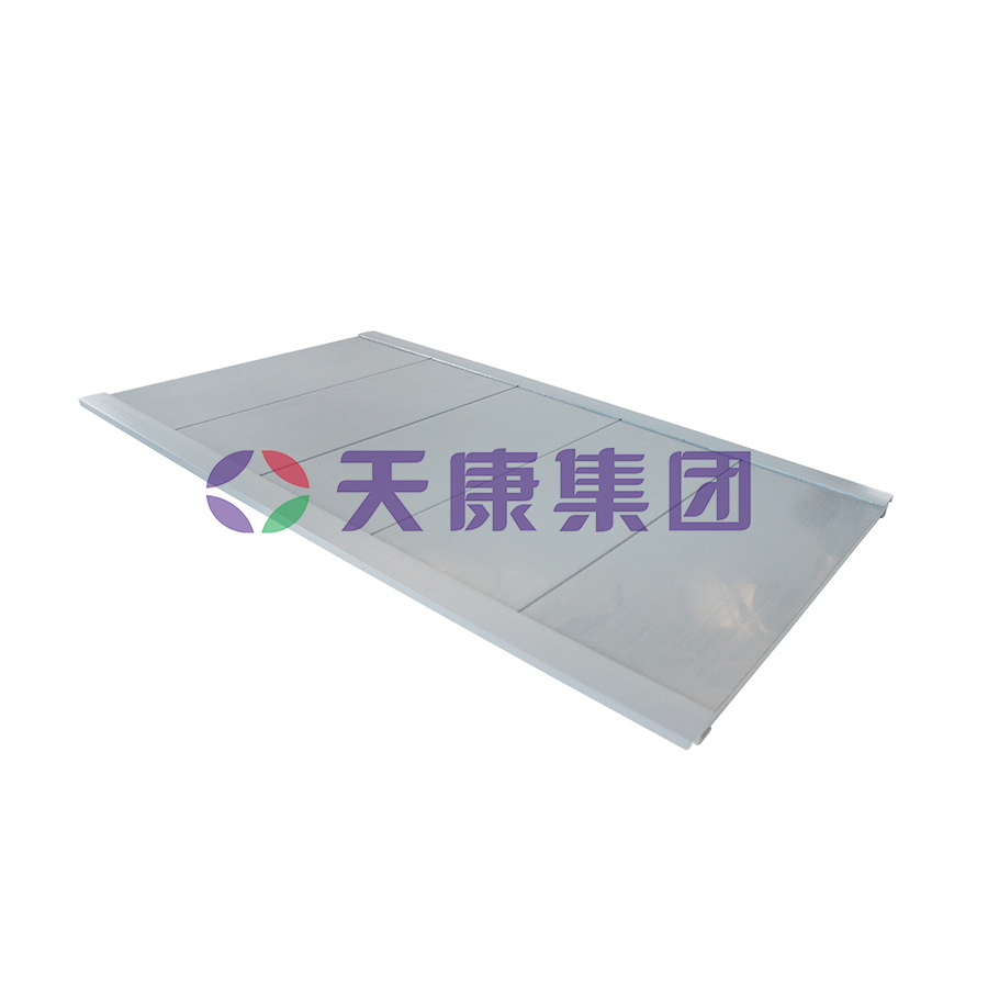 Composite cover plate